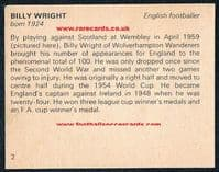 1965 Billy Wright Tiddlers Wolves